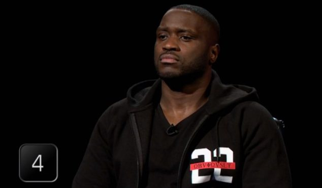 Watch Lethal Bizzle, Semtex, DJ Target and A.Dot battle it out on a hip-hop edition of Mastermind