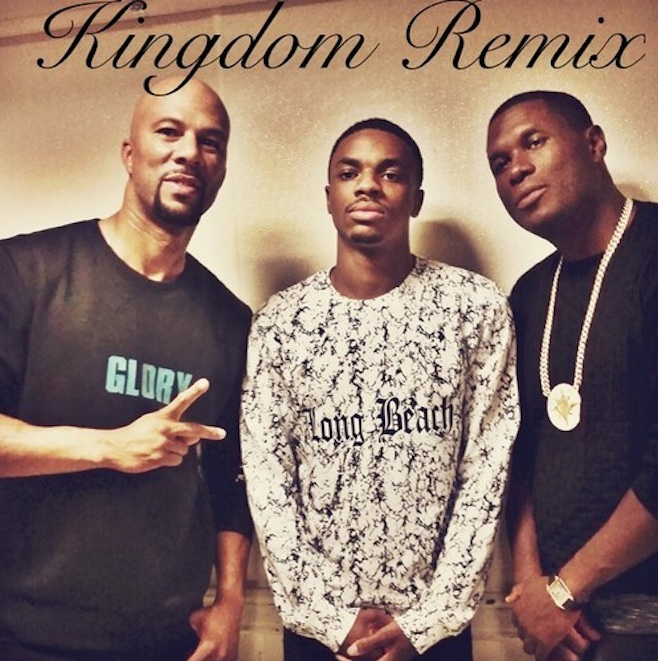 Hear Jay Electronica deliver a rare guest verse on Common's 'Kingdom'