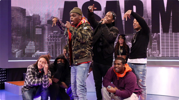 A$AP Mob scrap L.O.R.D. but new A$AP Rocky material on the way