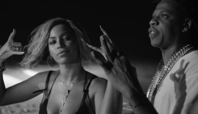 Beyoncé and Jay-Z working on collaborative album