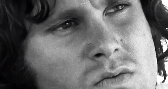 Watch Jim Morrison predict the future of music in 1969