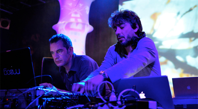 Move D and Jonah Sharp ready third album as Reagenz