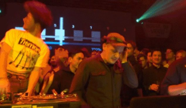 Boiler Room knows what you did last night –and it has GIFs to prove it