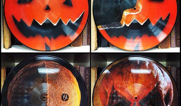 Waxwork Records tease picture disc release of Trick 'r Treat and it looks amazing