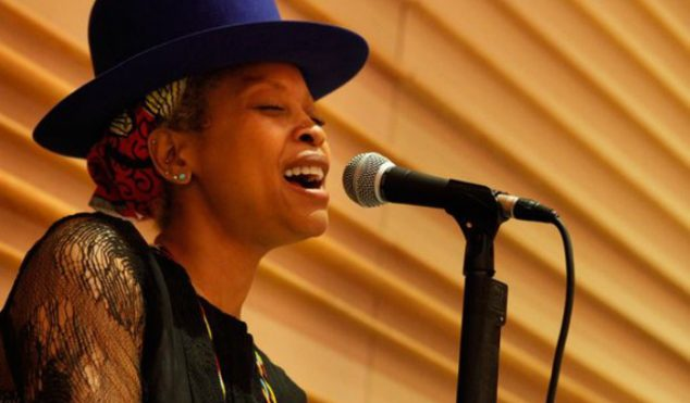 Erykah Badu made less than $4 busking in Times Square – watch her self-directed video