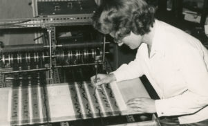 Explore a timeline of the pioneering women in electronic music