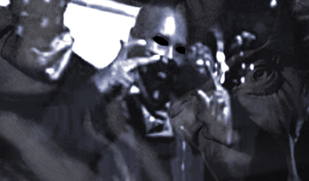 Tuff Sherm and Dro Carey prepare split 12″ for Templar Sound