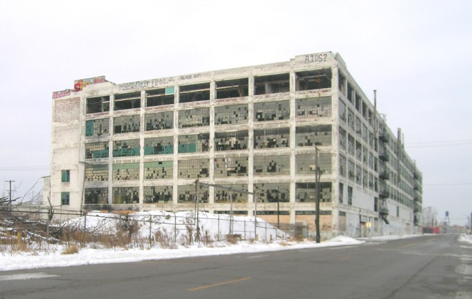 Tresor owner hopes to turn abandoned Detroit factory into techno club