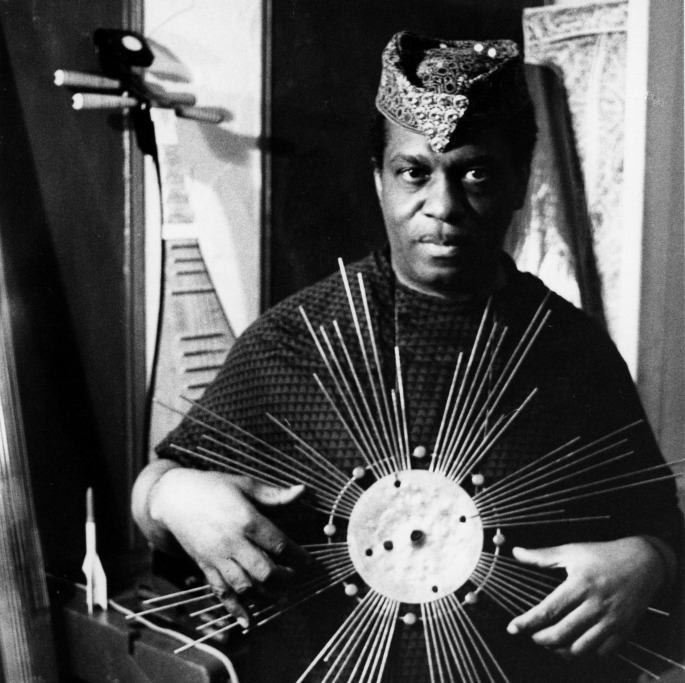 """Detroit house maestro Mike Huckaby to release 12"""" of Sun Ra edits –hear 'The Lady With The Golden Stockings'"""