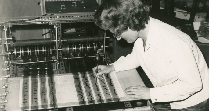 Explore a timeline of the pioneering women in electronic music to mark Ada Lovelace Day