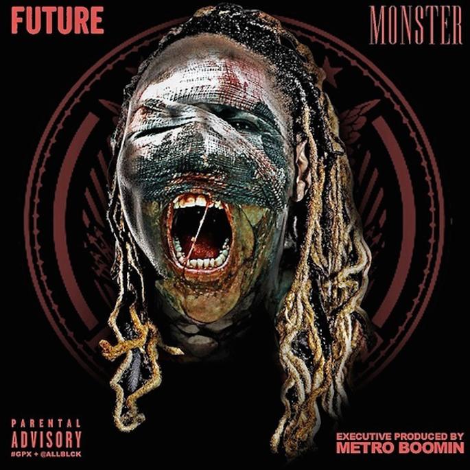 Future releases <em>Monster</em> mixtape