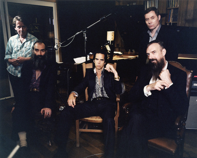 Nick Cave & The Bad Seeds to reissue 14 albums on vinyl