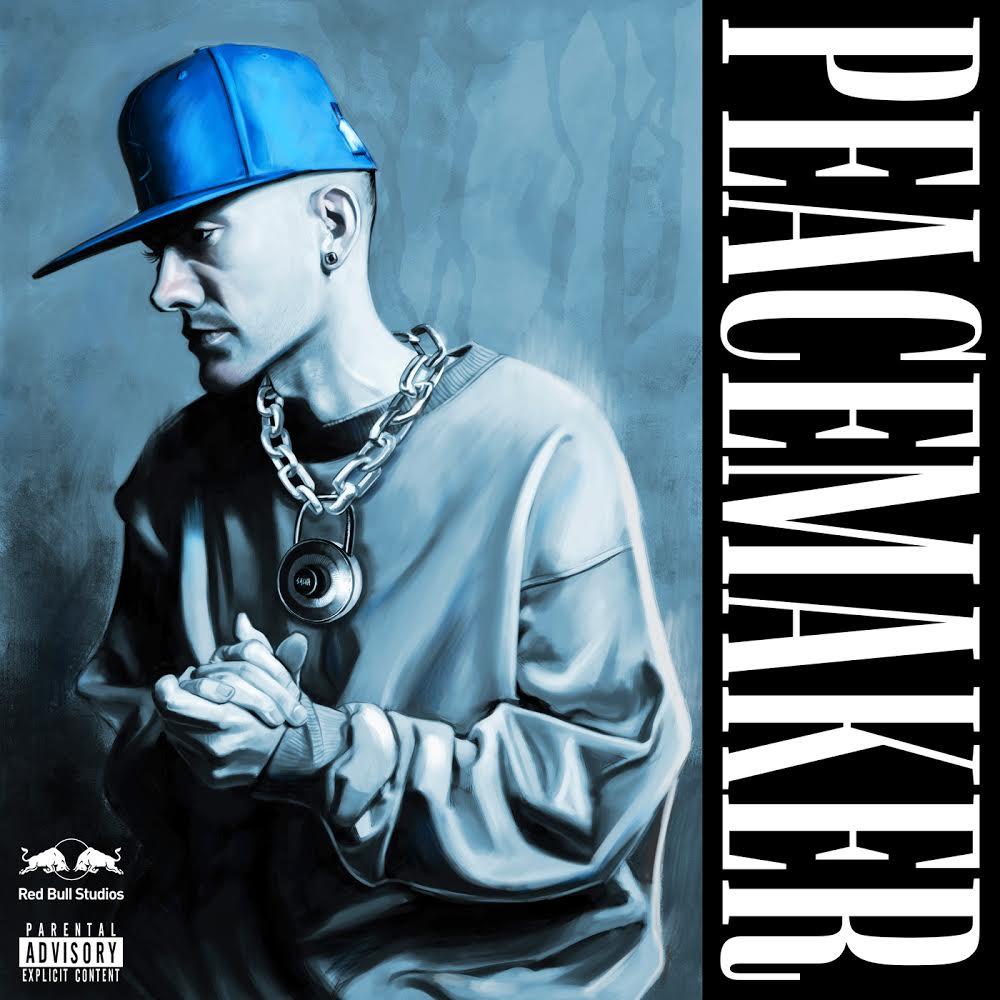 Download Salva's rap-heavy <em>Peacemaker</em> LP, feat. Young Thug, Schoolboy Q and more