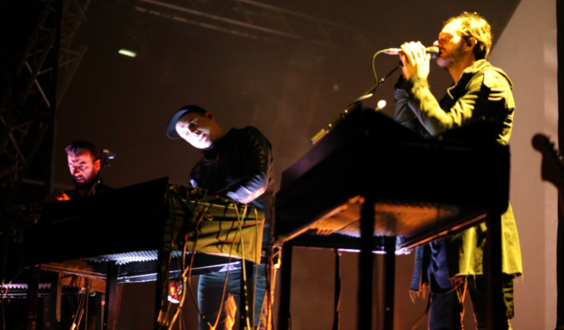 Moderat: 'A New Error' (Live at Unknown Festival)