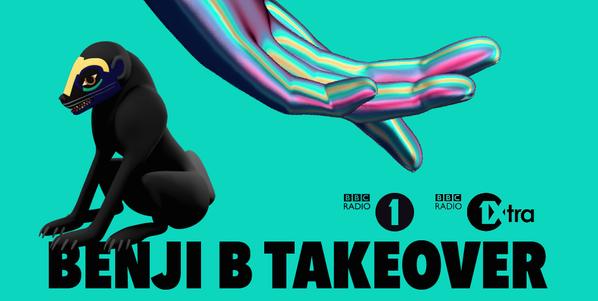 SBTRKT shares six brand new tracks on Radio 1