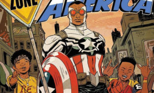 'No Flex Zone' duo Rae Sremmurd get their own All-New Captain America cover