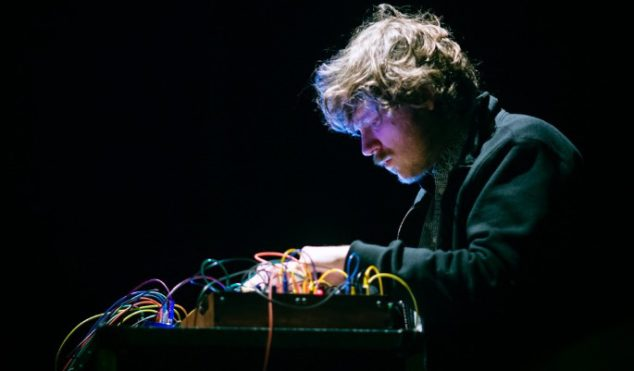 Pulling out all the stops: Why Room40's John Chantler is taking his modular synth to church