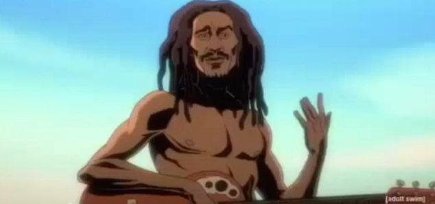 Watch Erykah Badu star as Rita Marley, Chance the Rapper as Bob Marley in Adult Swim's Black Dynamite