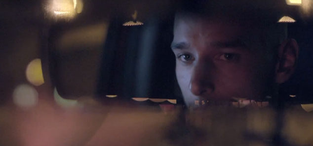 Cab ride in Romania: watch the video for Paul White's 'Running On A Rainy Day'