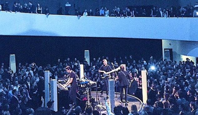 Watch The xx play NYC's iconic Guggenheim art museum and read an update on their forthcoming album