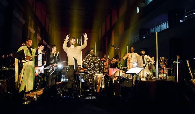 Explore a brilliant interactive film of Africa Express performing Terry Riley's 'In C'