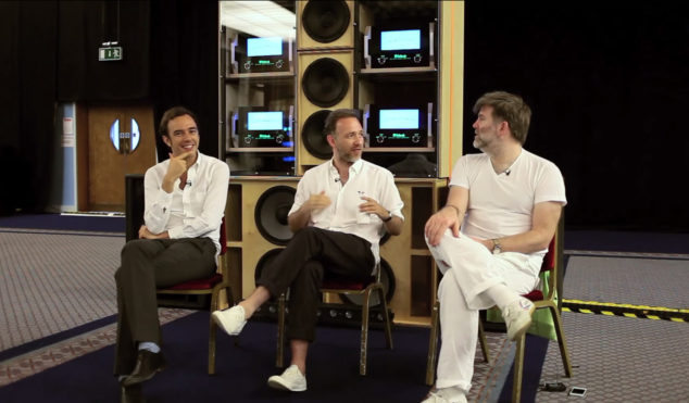 Despacio soundsystem: James Murphy and 2ManyDJs in conversation