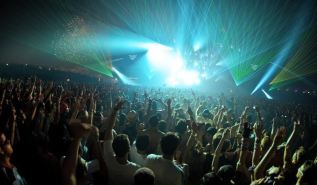 The rise of EDM in the US to be documented in new book The Underground Is Massive