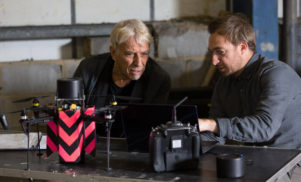 The Velvet Underground's John Cale has created a drone orchestra