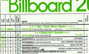 Billboard 200 album chart to start counting streams and downloads