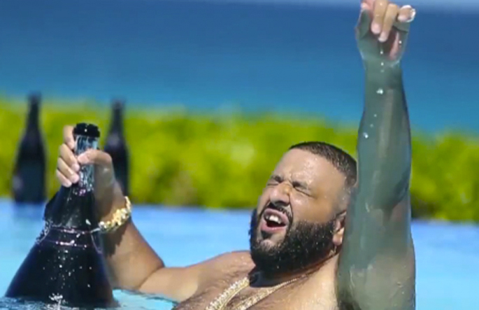 Need some motivation? Watch DJ Khaled's 12 minute documentary about his trip to the Bahamas