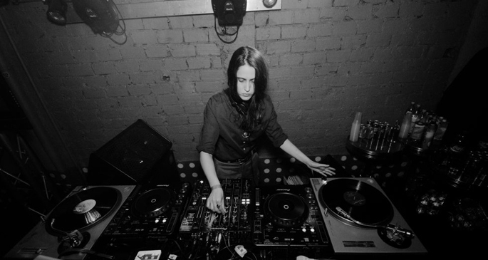 "PAN announces second Black Sites 12"" from Helena Hauff and F#X"