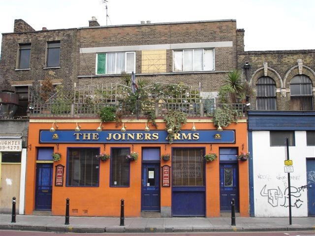 Shoreditch's legendary gay bar The Joiner's Arms is closing down