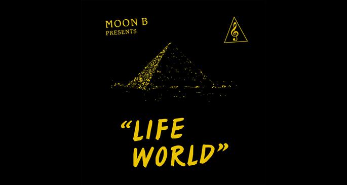 Atlanta analogue funk obsessive Moon B unveils cassette for 1080p