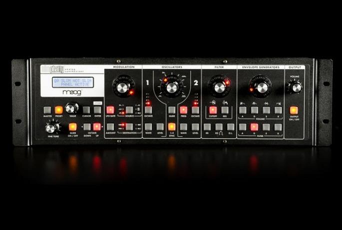 Moog discontinue Slim Phatty analogue synth