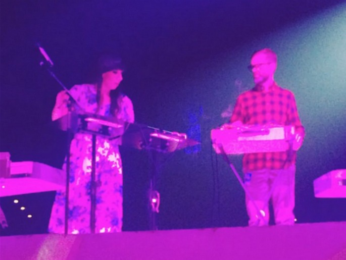 Watch techno titan Surgeon opening for Lady Gaga on her #ARTRAVE tour