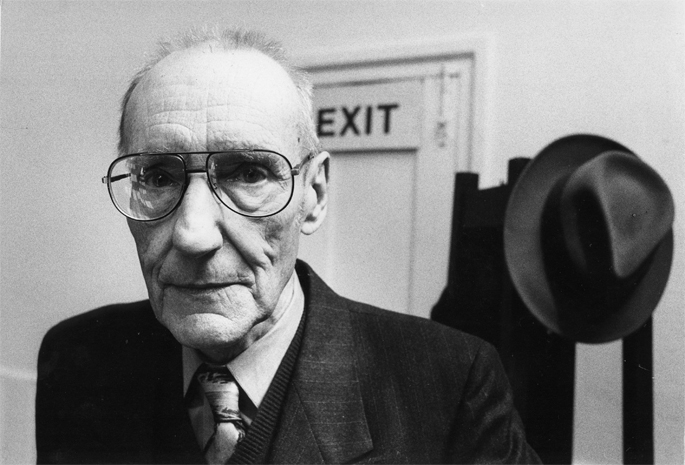 William S. Burroughs and Throbbing Gristle's <em>Nothing Here Now But The Recordings</em> gets a vinyl reissue