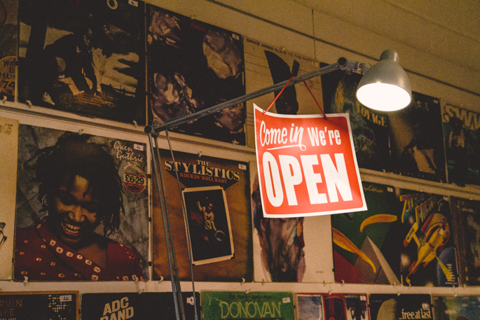 Photos: Do!!You!!!, Peckham's newest record store