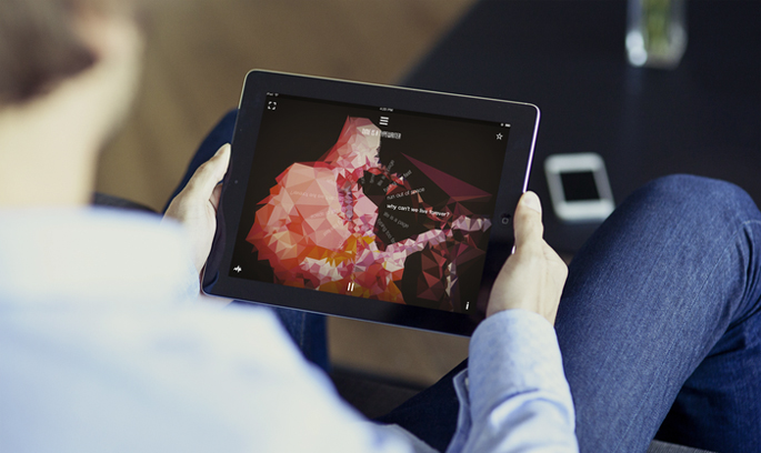 Flux is a new music app from King Crimson's Adrian Belew that never plays the same thing twice