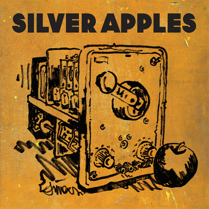 "Influential psychedelic outfit Silver Applies to release new 7"" single"