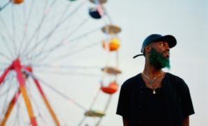 Hear Rome Fortune's dreamy 'Weight On Me'