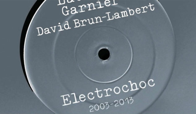 Laurent Garnier's book on the history of dance music to be released in English
