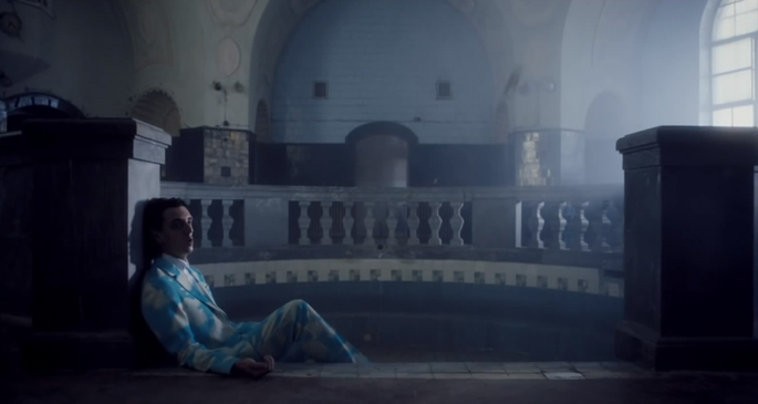 Watch the majestic video for Seekae's 'The Stars Below' shot in an abandoned Bulgarian bathouse