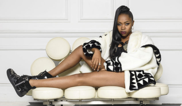 Watch the raw video for Tink and Timbaland's 'Around The Clock'