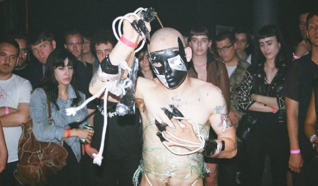 Meet Marshstepper, the bondage-loving techno loons taking performance art to Berghain