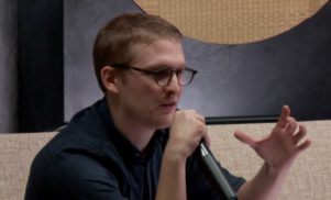 Watch Floating Points' RBMA lecture on record collecting, Plastic People and his custom DJ mixer