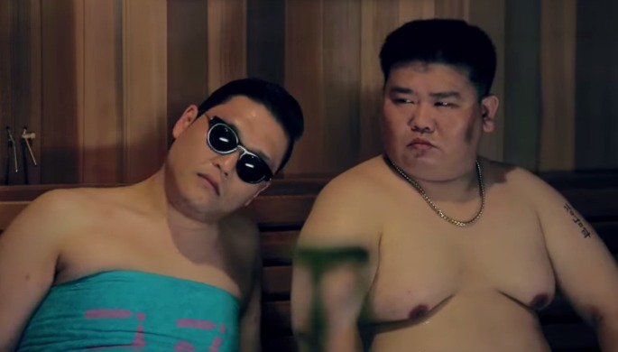 PSY's 'Gangnam Style' broke YouTube's view counter