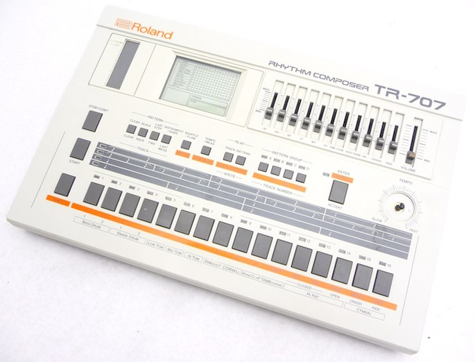 roland adds tr 707 sounds to aira tr 8 fact magazine music news new music. Black Bedroom Furniture Sets. Home Design Ideas