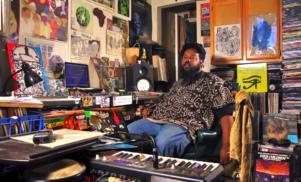 Ras G: Studio Tour