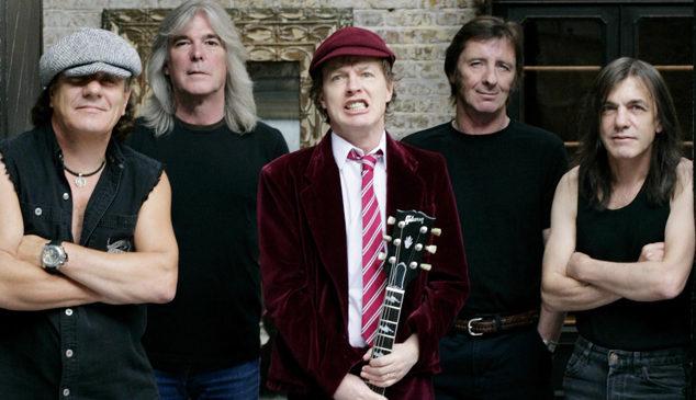 AC/DC, Drake, Jack White headlining Coachella
