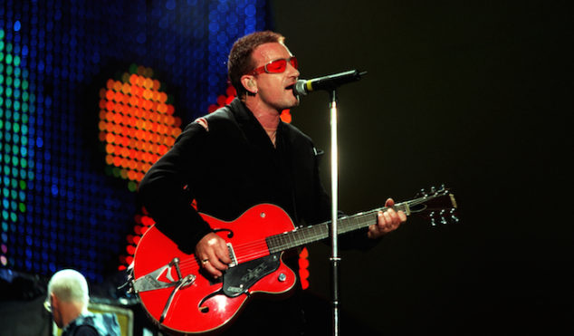 Bono may never play guitar again after cycling accident